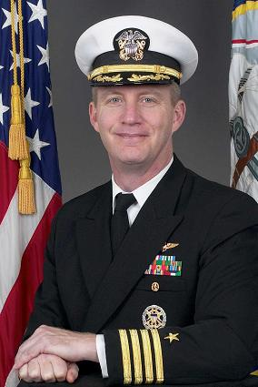 USS Boxer Commanding Officer Photo
